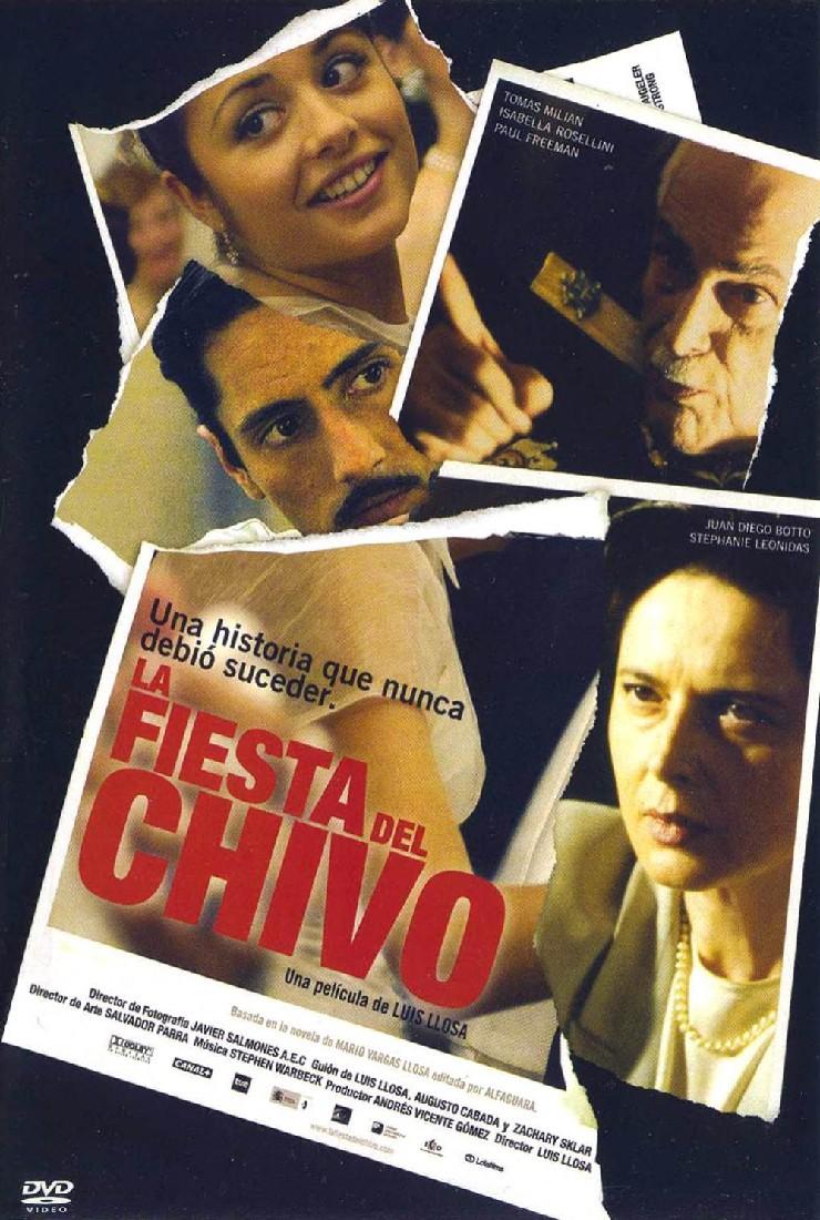 La Fiesta del Chivo [ Republica Dominicana].avi y novela en pdf ...